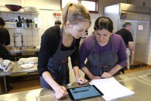 Zonta Roskilde donerer Ipads til INSP
